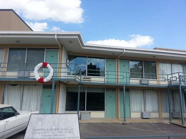 lorraine-motel-in-memphis-assassinio martin luther king