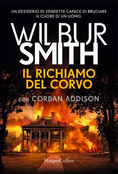 Il richiamo del corvo di Wilbur Smith